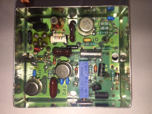 Wzorzec mocy 1mW HP