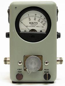 BIRD 4314 z możliwością pomiarów mocy PEP