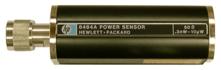 Power sensor HP 8484A 100pW do 10uW, od 10 MHz do 18 GHz