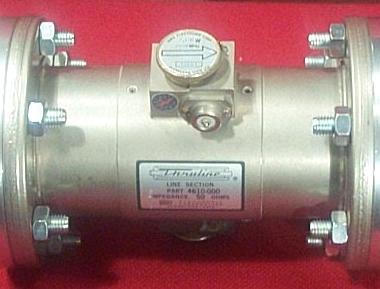 Bird 43 Thruline RF Wattmeter