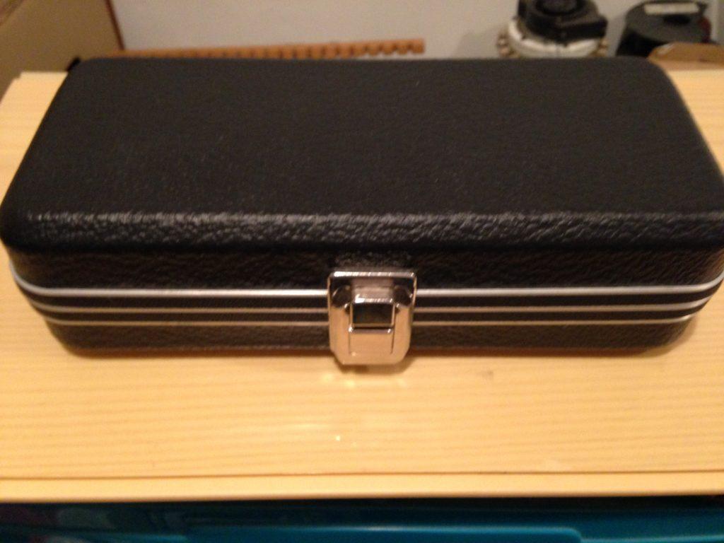 Pudełko na wkładki - korki