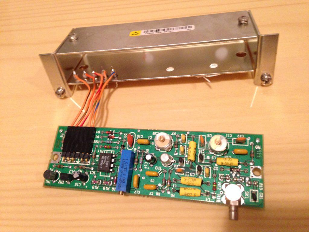 Wzorzec mocy 1 mW 50 MHz