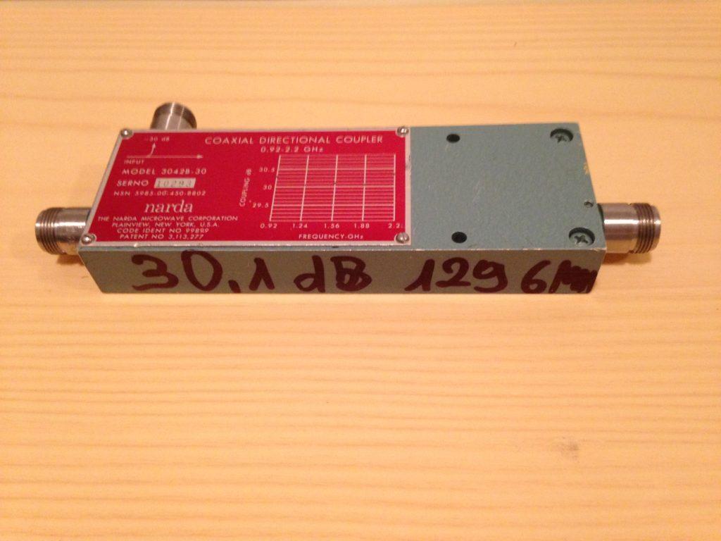 Sprzęgacz kierunkowy NARDA 3042B L3